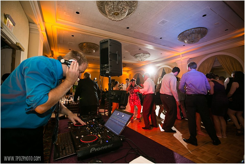 Wedding Reception at Royal Sonesta Baltimore - Andy Grotsch of Washington Talent Agency