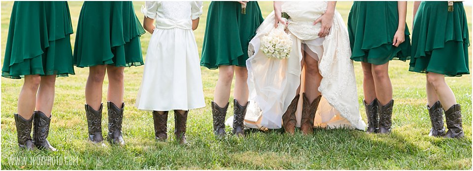 Weddings in Cowboy Boots