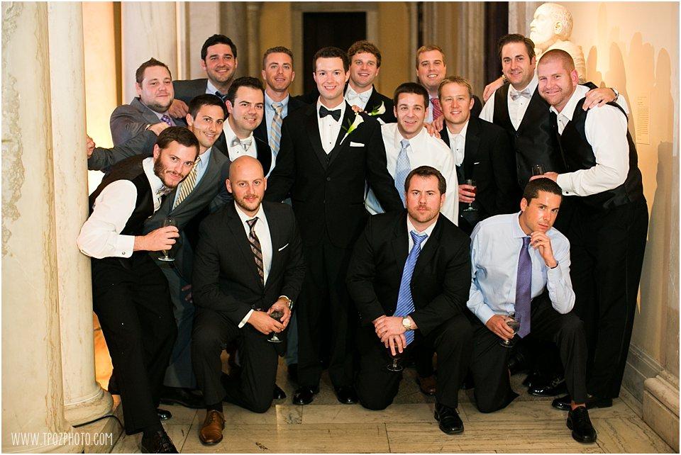 The Walters Wedding Reception