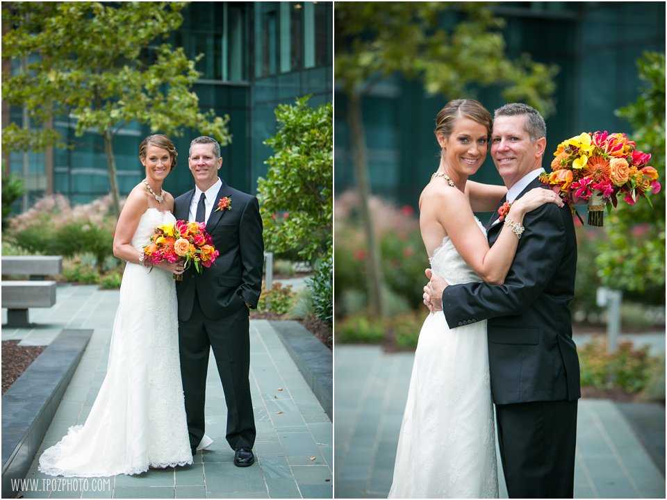 Four Seasons Baltimore Wedding Pictures