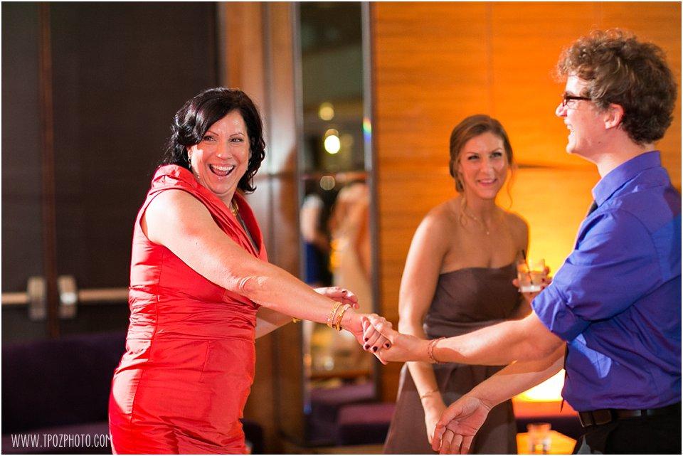 Wedding Reception at the Four Seasons Baltimore