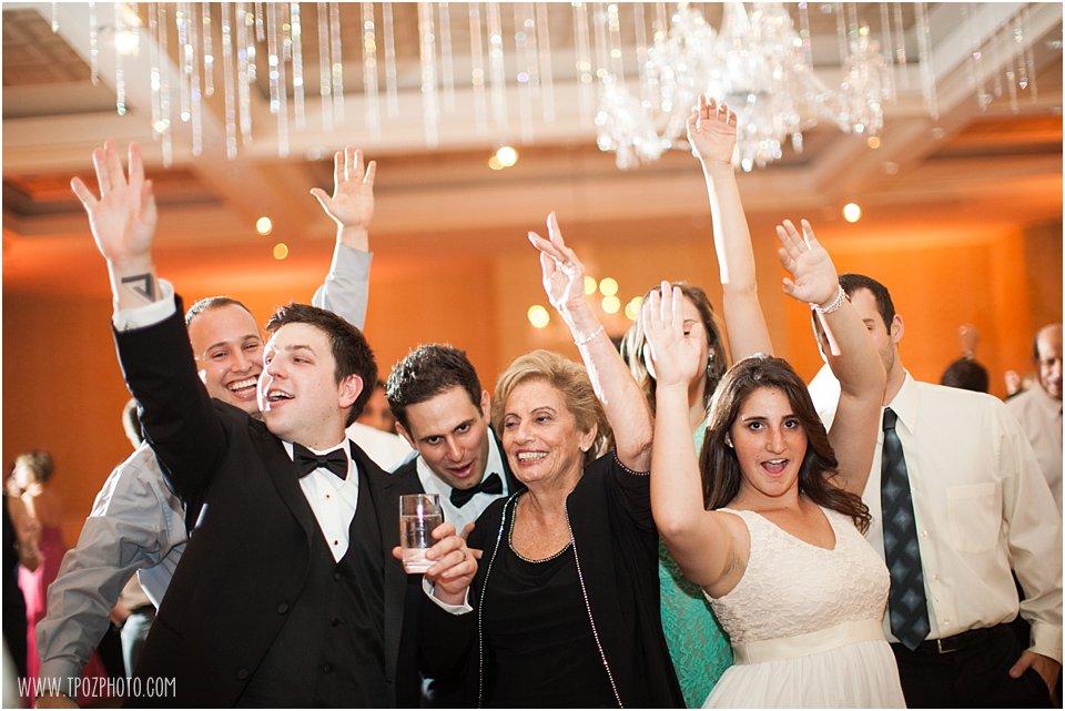 Suburban Country Club Wedding Reception