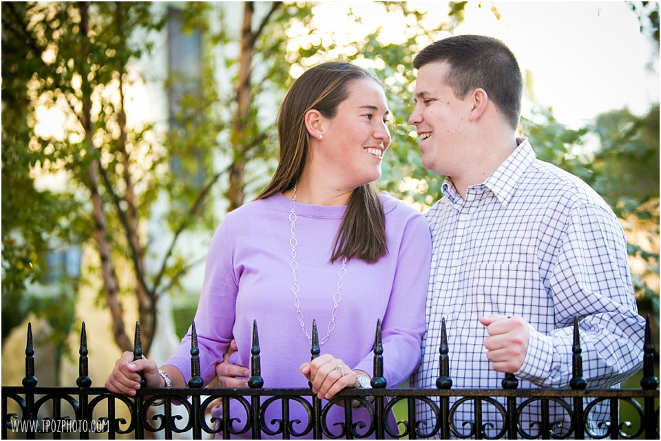 Westminster Engagement Session  •  tPoz Photography