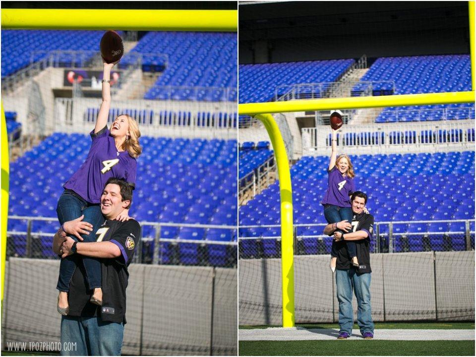 M&T Bank Stadium Engagement Photos