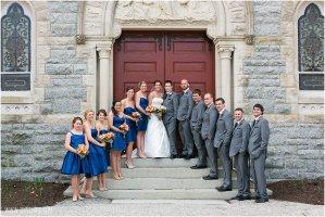 McDonogh School Wedding