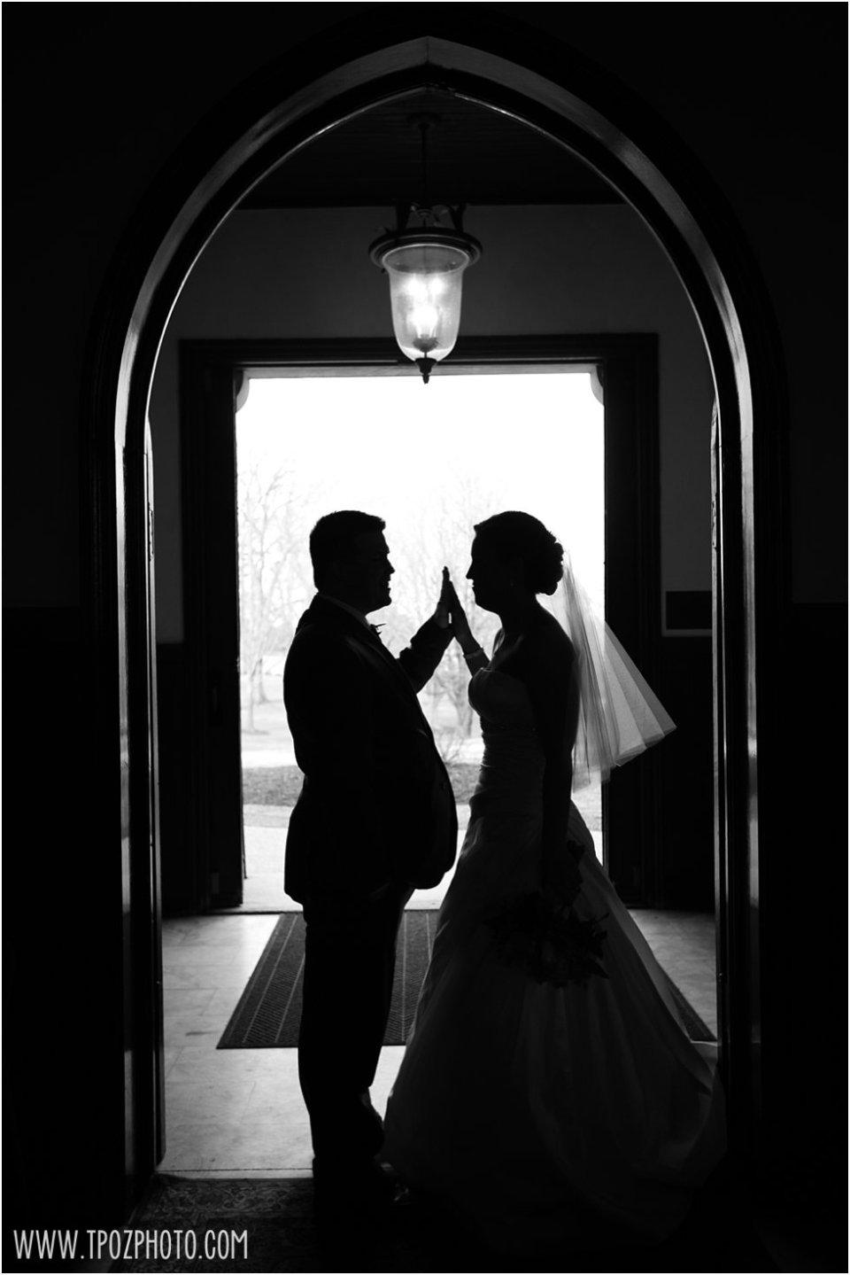 Tagart Chapel Wedding Ceremony