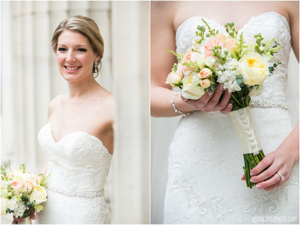 Hotel Monaco Baltimore Wedding •  tPoz Photography  •  www.tpozphoto.com
