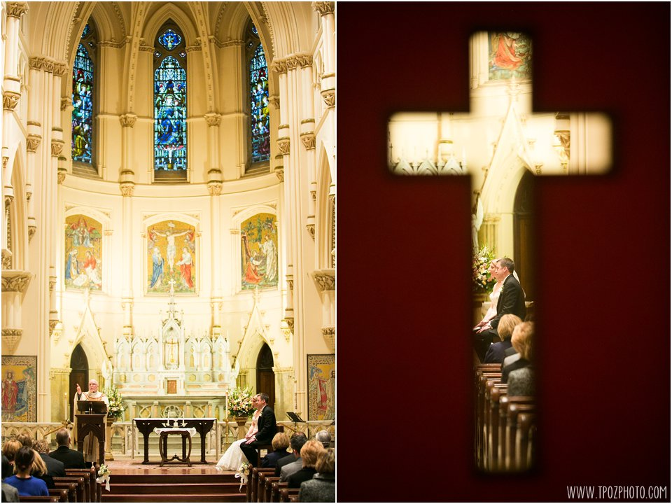 Corpus Christi Baltimore Wedding •  tPoz Photography  •  www.tpozphoto.com