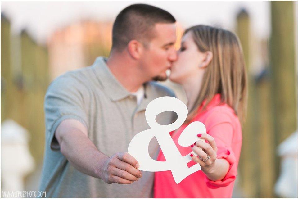 Annapolis Docks Engagement Photos