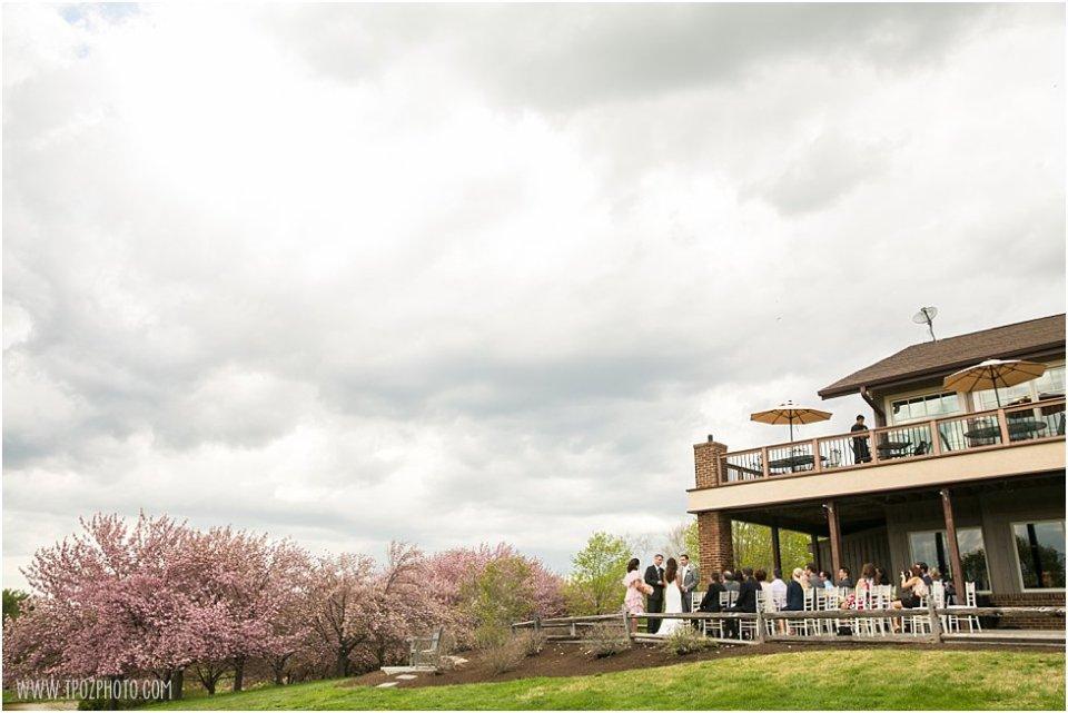 Bretton Woods Golf Course Wedding