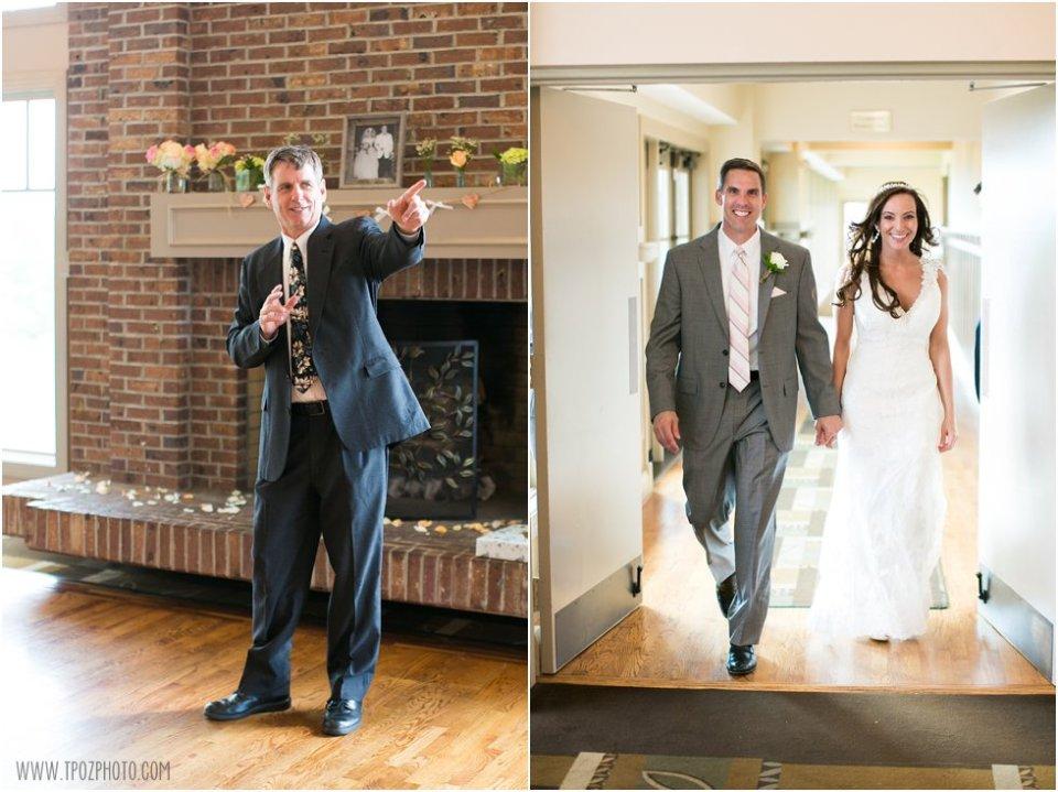 Bretton Woods Wedding
