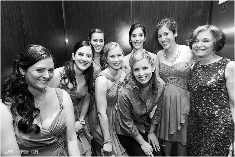 Renaissance Hotel Wedding Prep •  tPoz Photography  •  www.tpozphoto.com
