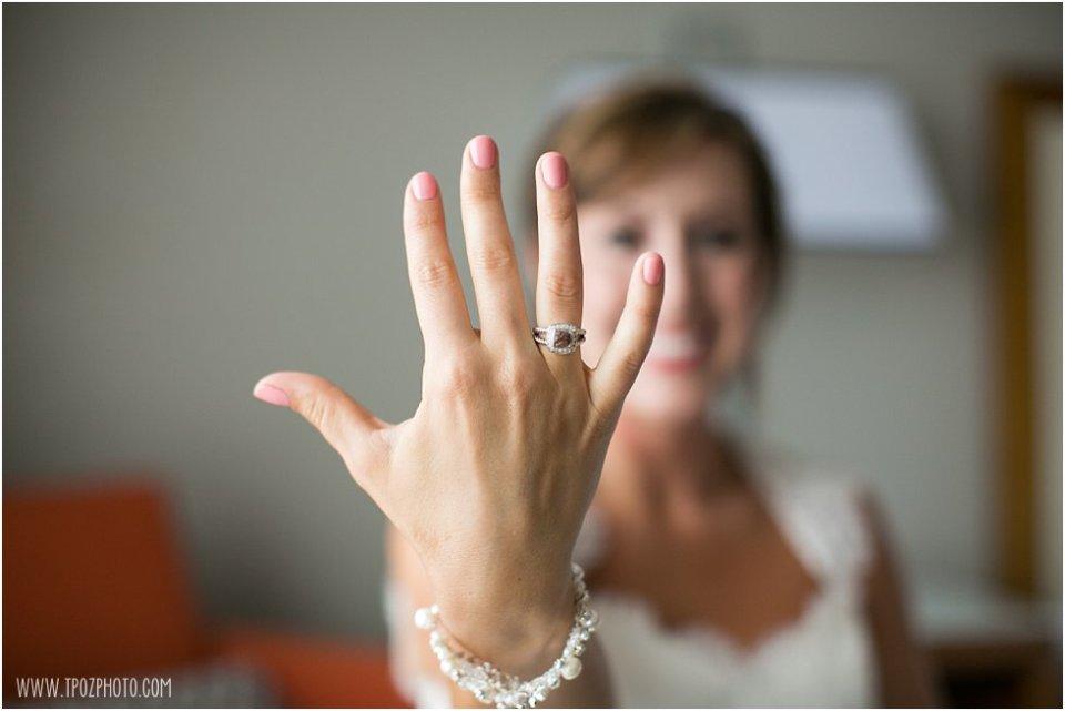 Wedding Prep at Loews Annapolis  •  tPoz Photography  •  www.tpozphoto.com