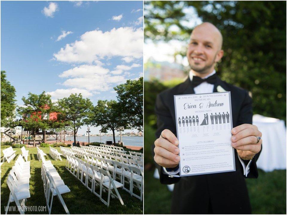 Pier 5 Hotel Wedding Photos •  tPoz Photography  •  www.tpozphoto.com