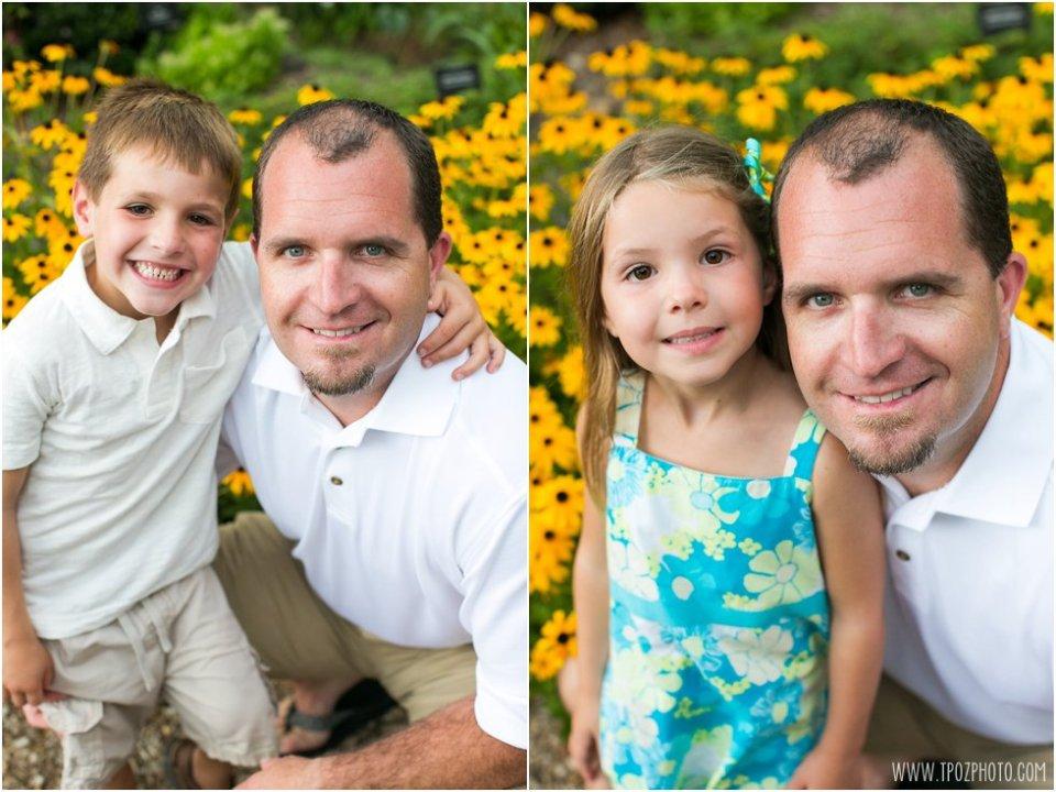 Cylburn Arboretum Family Portrait  •  Baltimore Family Photographer  •  tPoz Photography  •  www.tpozphoto.com
