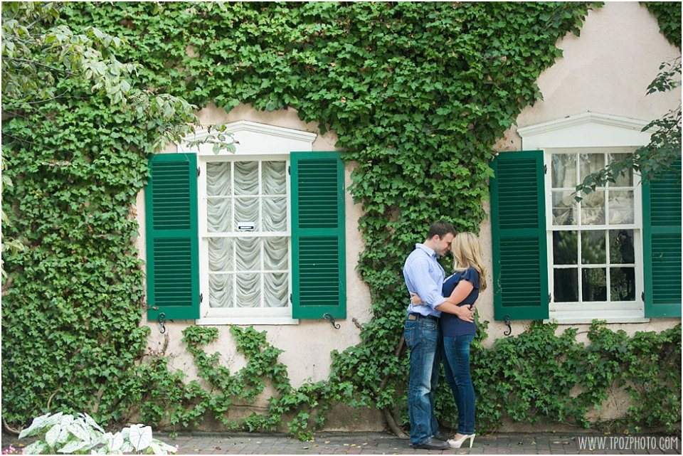 Georgetown Engagement Photos  •  tPoz Photography  •  www.tpozphoto.com