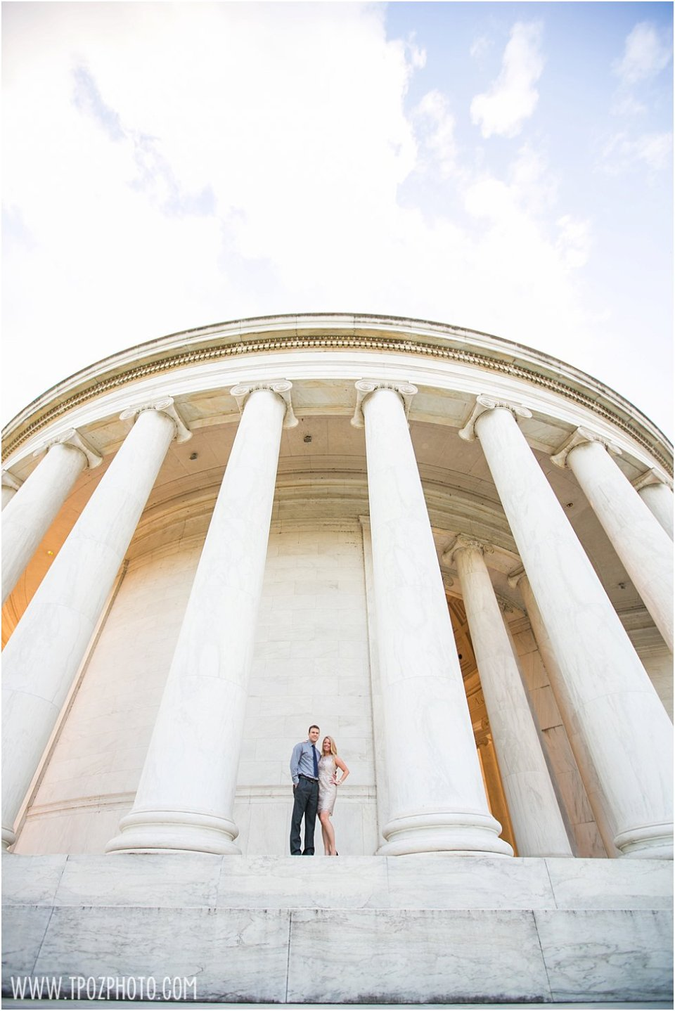 DC Engagement Photos  •  tPoz Photography  •  www.tpozphoto.com