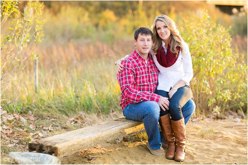 Jonas Green Park Engagement Photos  •  tPoz Photography  •  www.tpozphoto.com