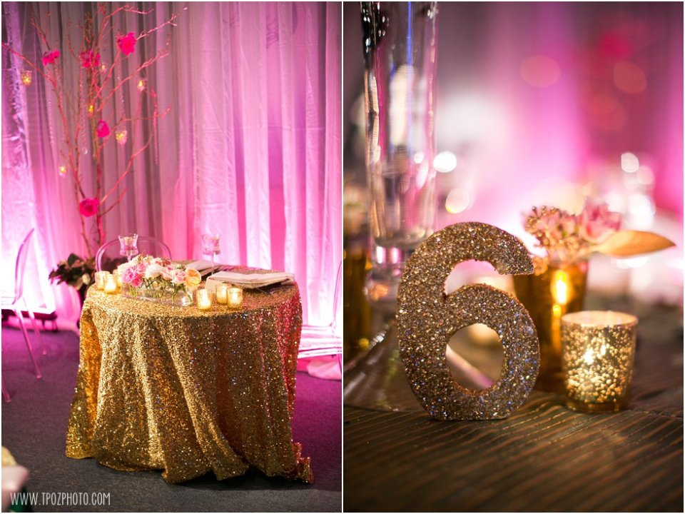 Baltimore Aquarium Harbor Overlook wedding reception photos •  tPoz Photography  •  www.tpozphoto.com