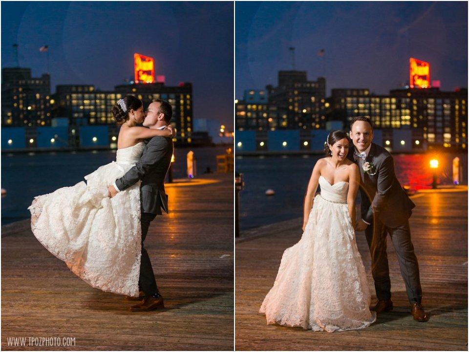 Frederick Douglass-Isaac Myers Maritime Museum Wedding  • tPoz Photography  • www.tpozphoto.com