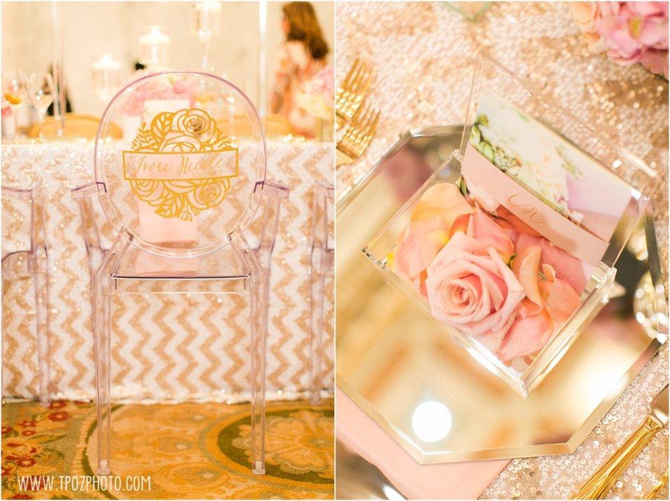 Ivori Nicole Events - Baltimore Bride Aisle Style January 2015  •  tPoz Photography  •  www.tpozphoto.com
