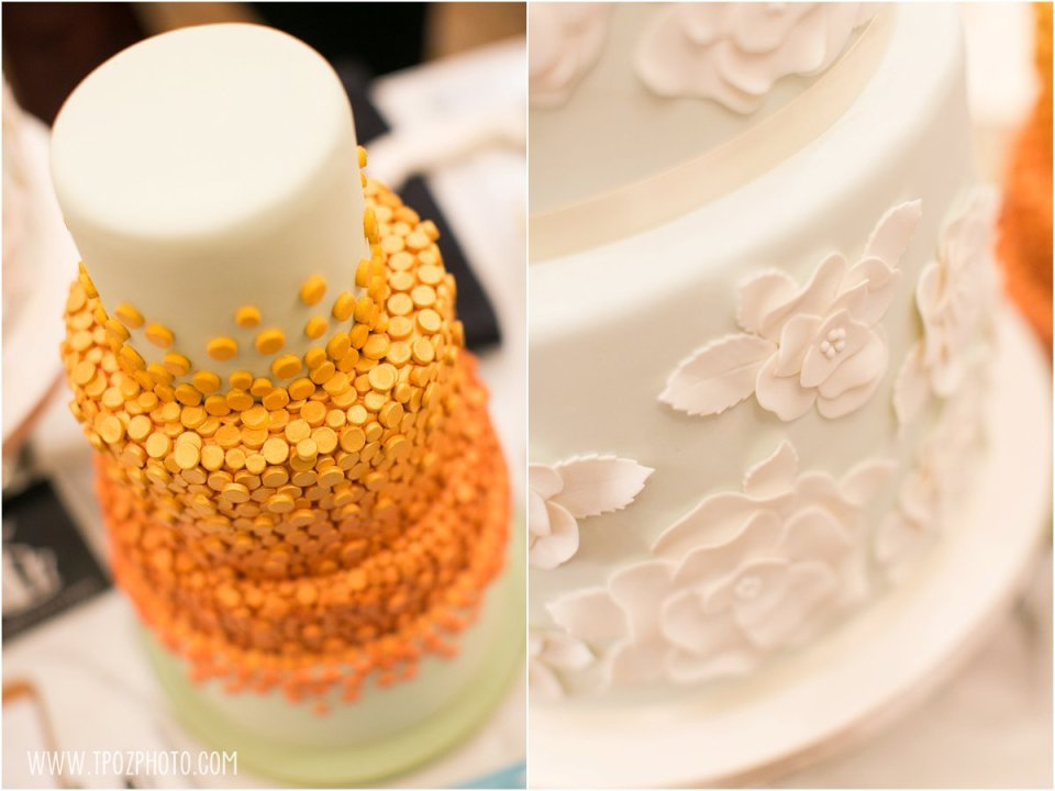 Charm City Cakes - Baltimore Bride Aisle Style January 2015  •  tPoz Photography  •  www.tpozphoto.com