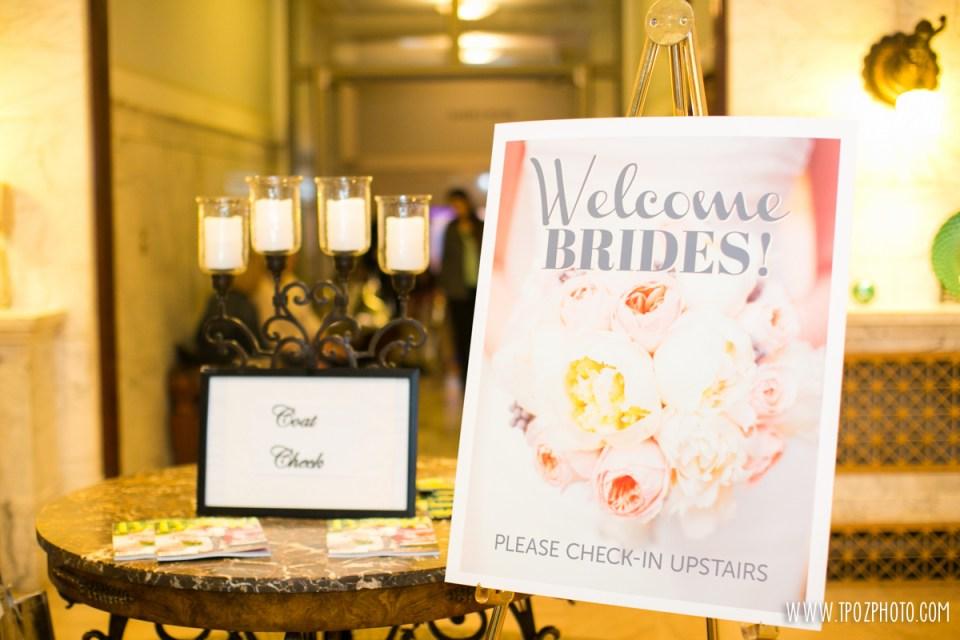 The Grand Historic Venue - Baltimore Bride Aisle Style Event 2015  •  tPoz Photography  •  www.tpozphoto.com