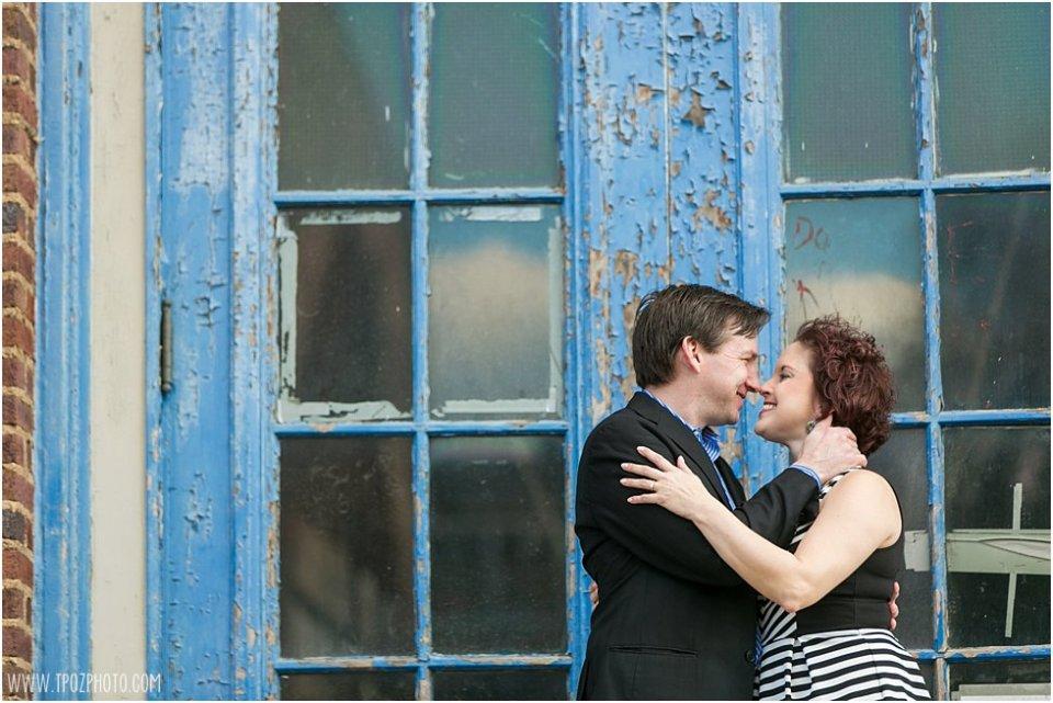 Fells Point - Patterson Park Engagement Session  •  tPoz Photography  •  www.tpozphoto.com