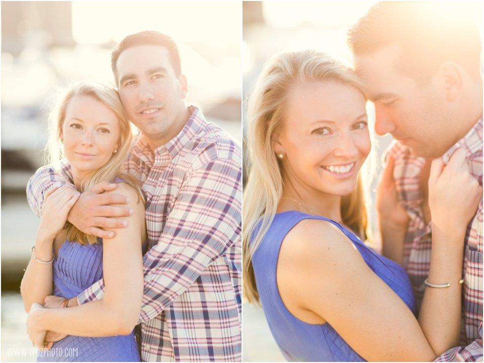 Inner Harbor Engagement Pictures  •  tPoz Photography  •  www.tpozphotoblog.com