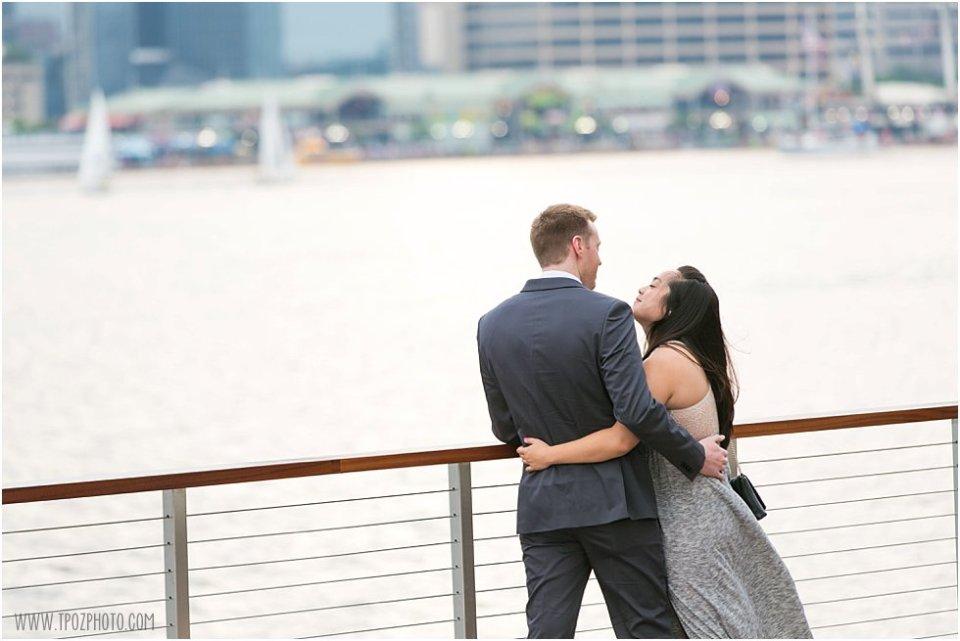 Four Seasons Baltimore Engagement Proposal  • tPoz Photography  •  www.tpozphotoblog.com