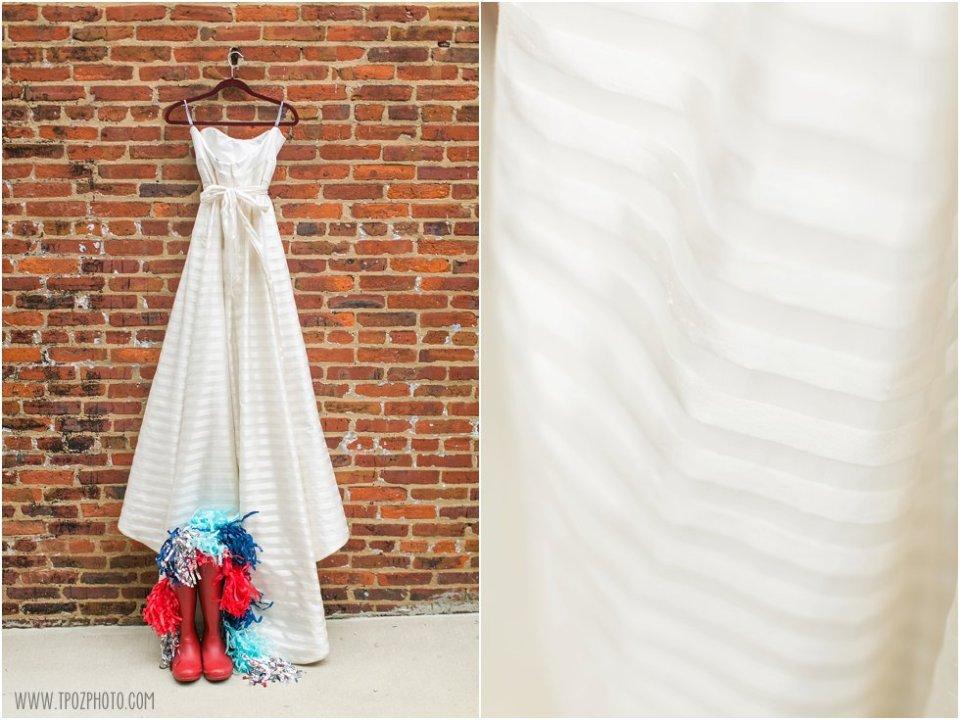 4th of July wedding inspiration - styled shoot • tPoz Photography • www.tpozphoto.com