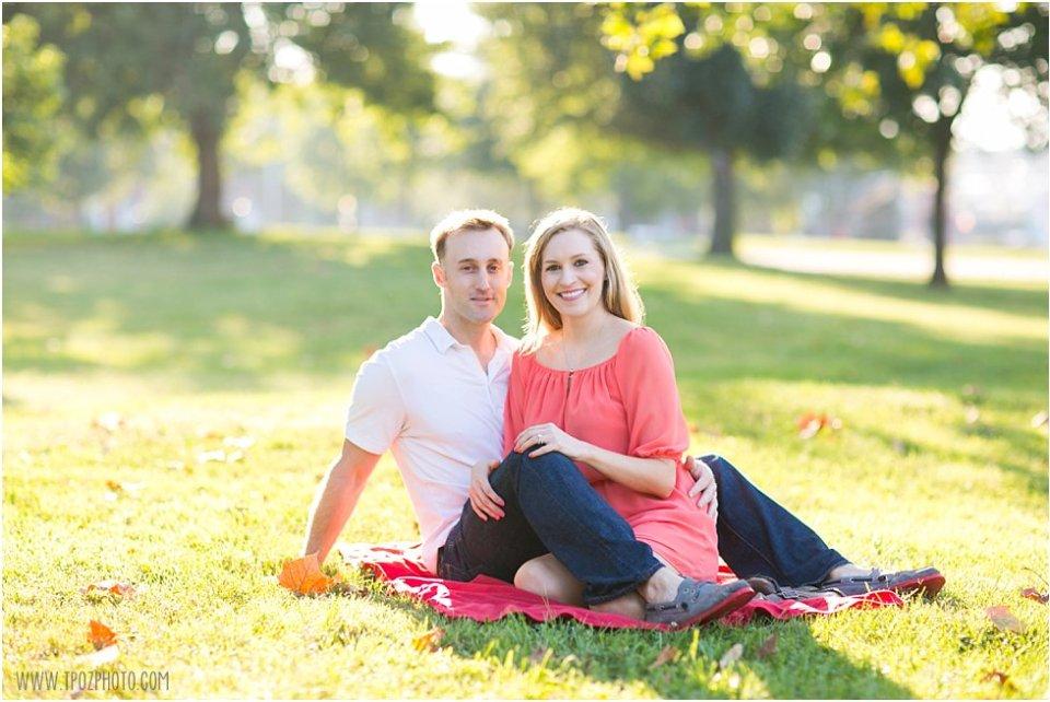 Riverside Park Engagement Photos • tPoz Photography • www.tpozphotoblog.com