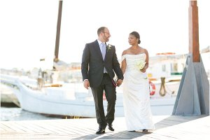 Douglass-Myers Maritime Park & Museum Wedding •  tPoz Photography