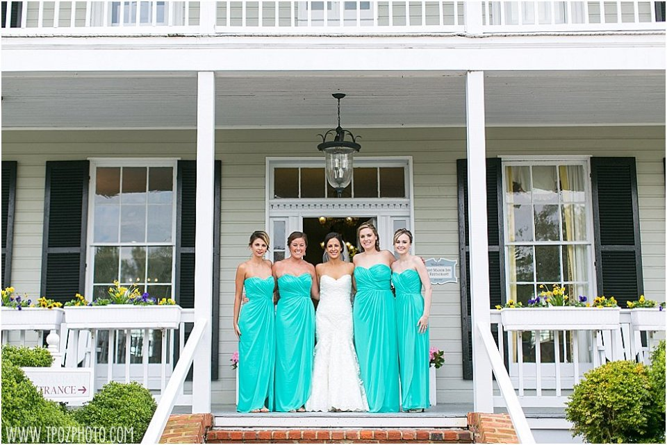 Kent Manor Inn Wedding || tPoz Photography || www.tpozphotoblog.com