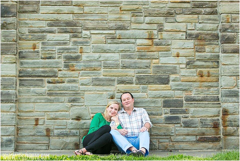 Baltimore Inner Harbor Engagement Photos • tPoz Photography • www.tpozphoto.com