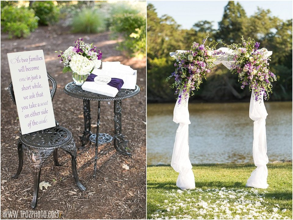 The Oaks Waterfront Inn Wedding || tPoz Photography || www.tpozphotoblog.com