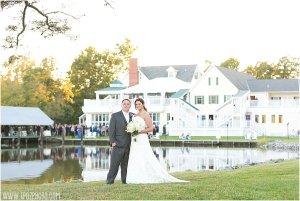 The Oaks Waterfront Inn Wedding