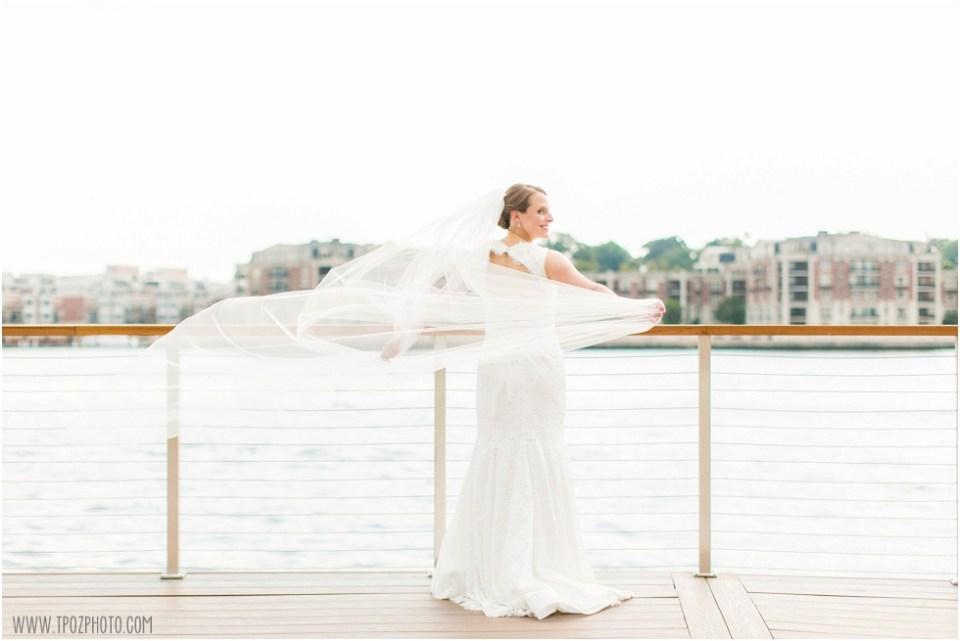 Legg Mason Building Wedding • tPoz Photography • www.tpozphoto.com