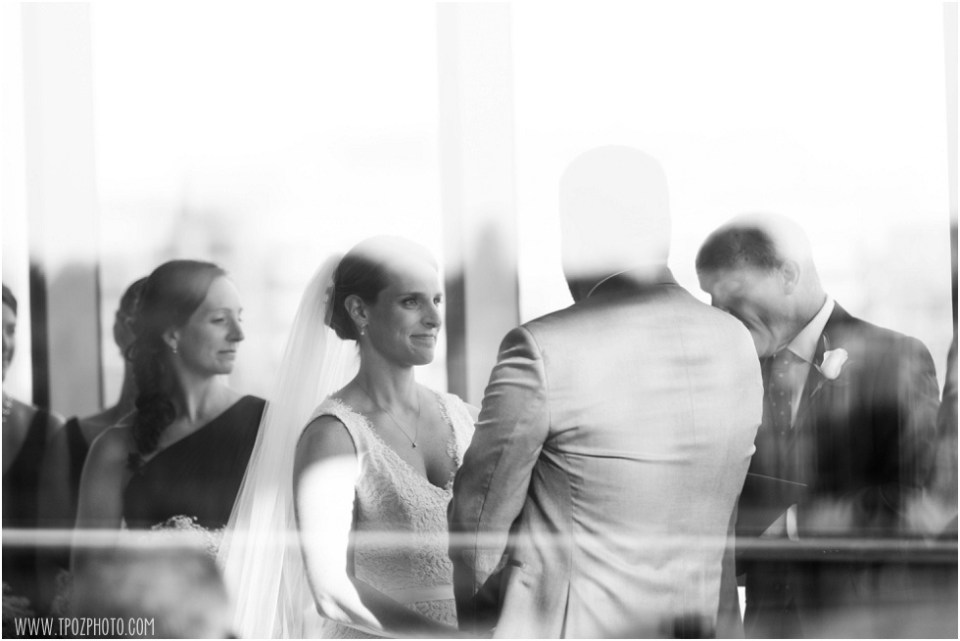 Legg Mason Building Wedding • tPoz Photography • www.tpozphoto.com