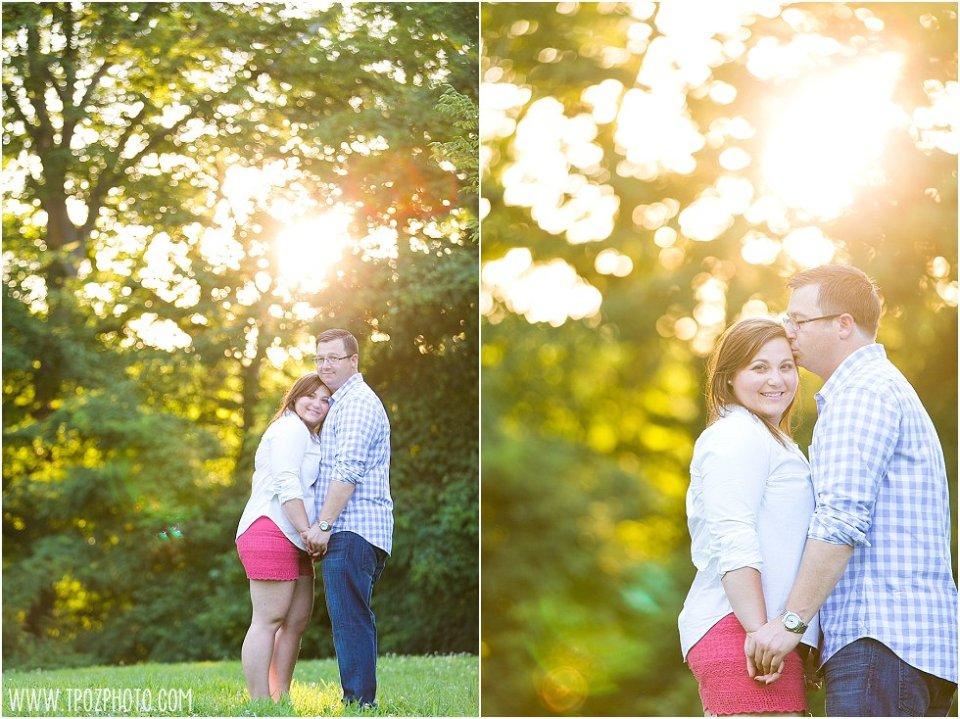 Lake Roland Engagement Photos    tPoz Photography    www.tpozphoto.com