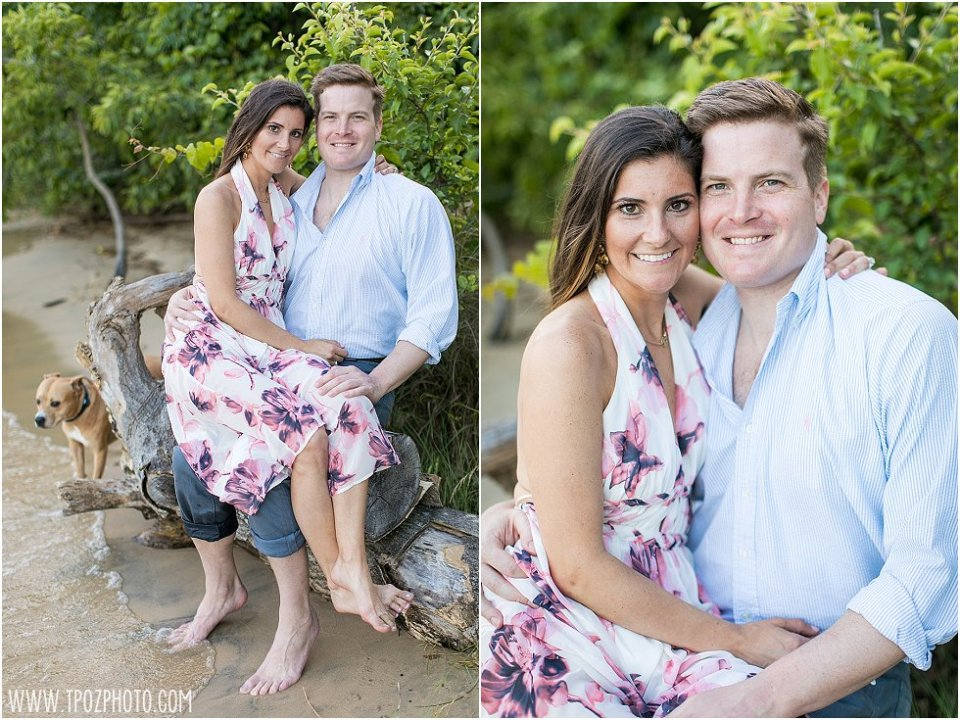 Dockside Engagement Session || tPoz Photography || www.tpozphotoblog.com