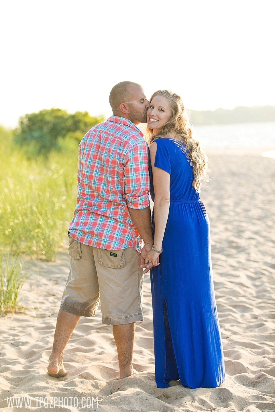Hart-Miller Island Engagement Session •  tPoz Photography •  www.tpozphoto.com