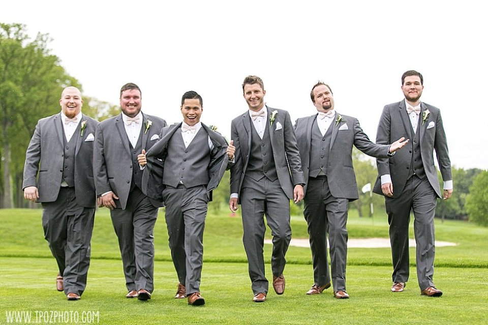 Hillendale Country Club Wedding || tPoz Photography || www.tpozphoto.com