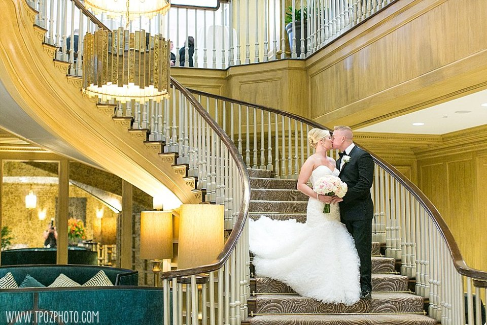 Royal Sonesta Baltimore Wedding || tPoz Photography || www.tpozphoto.com