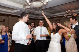 Turf Valley Waterford Ballroom wedding