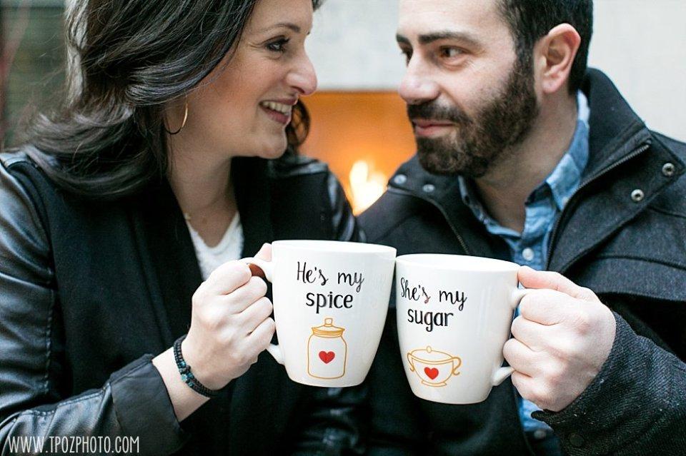 Sagamore Pendry Fells Point Engagement Session || tPoz Photography || www.tpozphoto.com