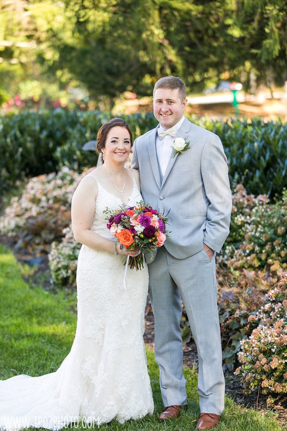 Elegant Turf Valley Wedding •  tPoz Photography •  www.tpozphoto.com