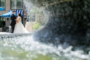 DC Wedding at The Willard Intercontinental Hotel