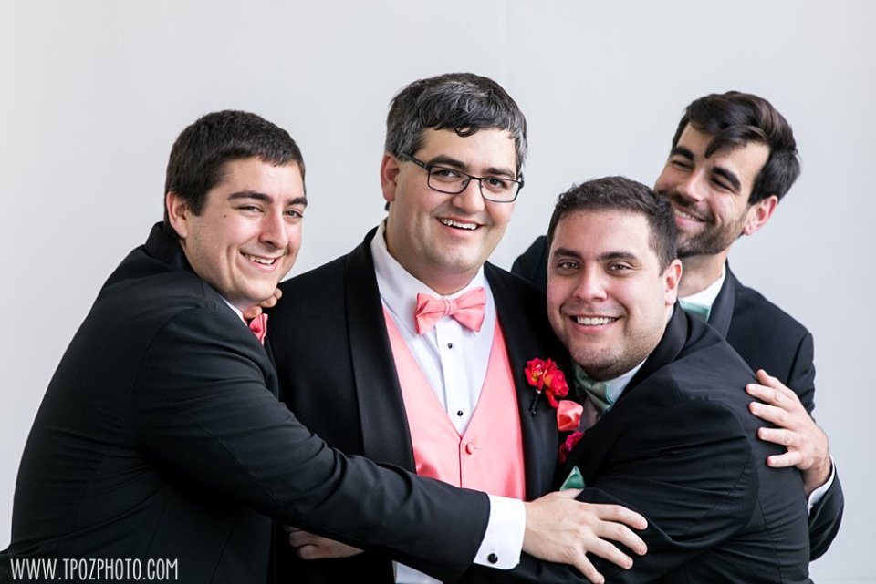 Groomsmen at The Willard  •  tPoz Photography  •  www.tpozphoto.com