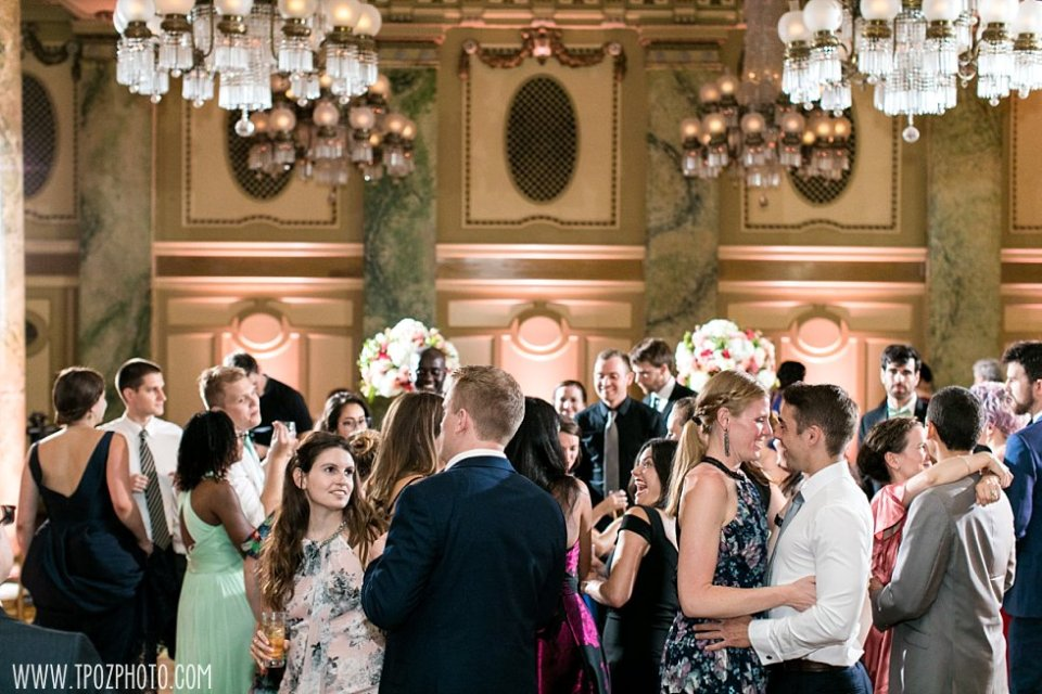 Wedding at The Willard Hotel  •  tPoz Photography  •  www.tpozphoto.com